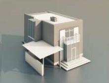 1 house Buildings / Architectural Model-9 3D Model