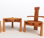 11 sets the latest Chinese furniture In 2007 3D Model