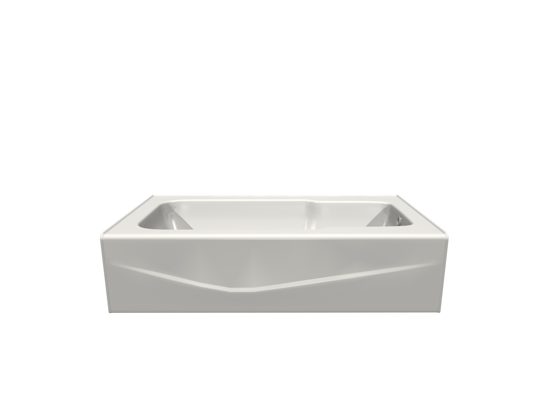 3D bathroom model – bathtub 001