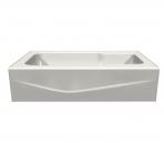 3D bathroom model – bathtub 001