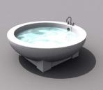 3d model material / bath appliances (6)