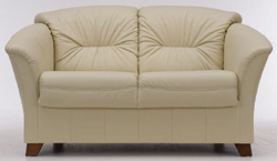 3D model of the living room sofa at home