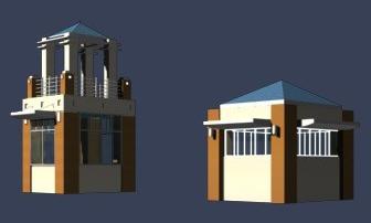 3D Model Portfolio Community portal