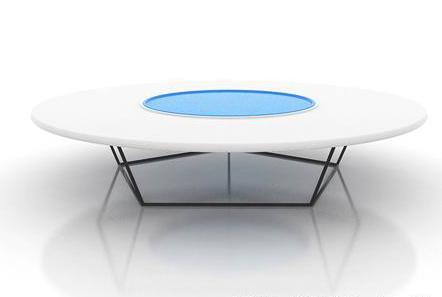 7 sets 2007 Milan Furniture part the furniture 3D Model