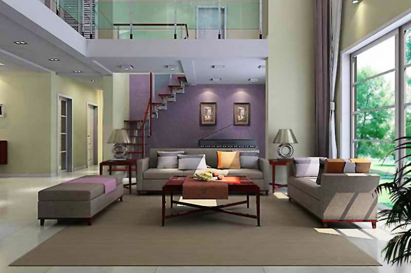 A variety styles living room ����4 3D Model