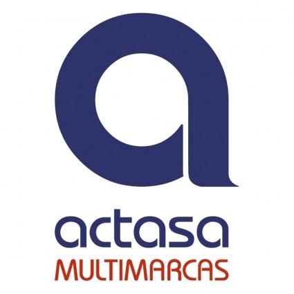 actasa multimarcas logo