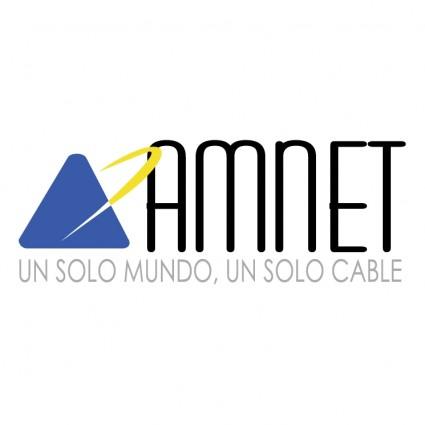 amnet 0 logo