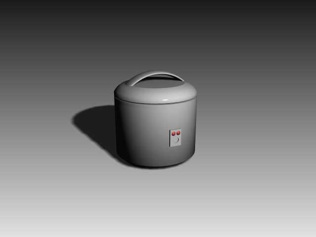 appliances  a015 3D Model
