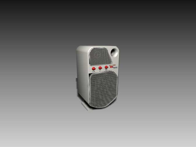 appliances a022 3D Model