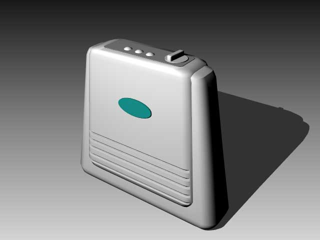appliances a033 3D Model