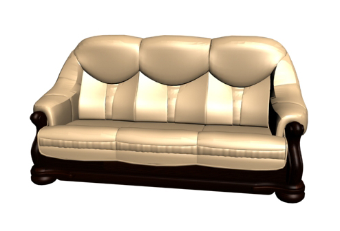 Aureate cortical people sofa 3D models