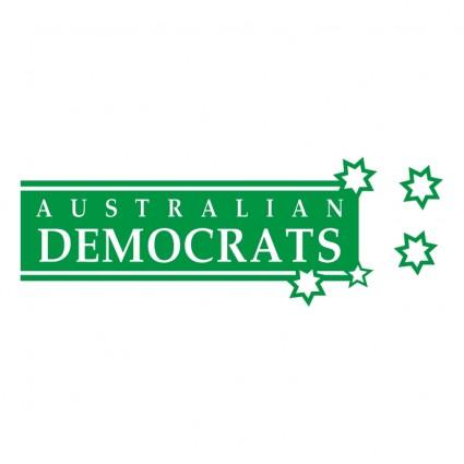 australian democrats logo
