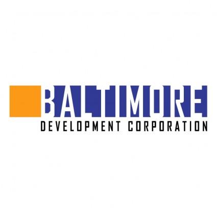 baltimore development corporation logo