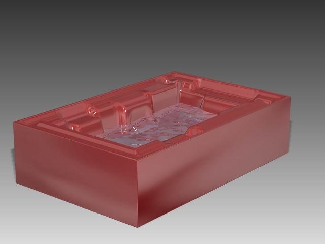Bathroom -Bathtub 012 3D Model