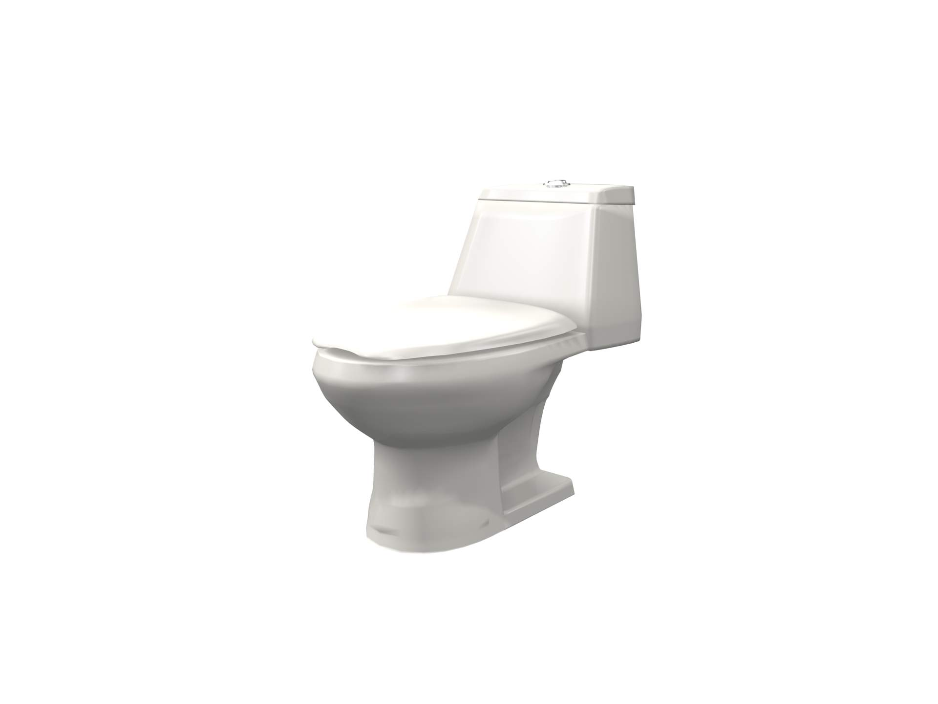 bathroom – Toilet 014 3D Model