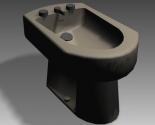 Bathroom -toilets 002 3D Model