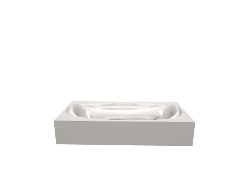 bathroom – wash tank 002 3D Model