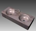 Bathroom – wash tank 015 3D Model