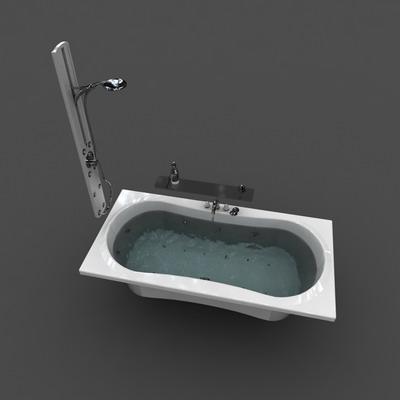 Bathtubs -18 3D Model
