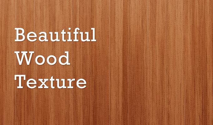 Beautiful Wood Texture PSD