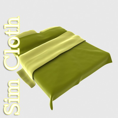 beds 1 3D Model