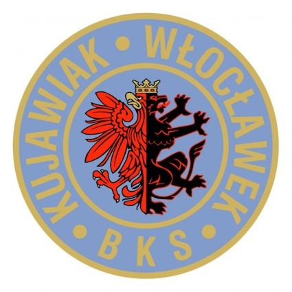 bks kujawiak woclawek logo