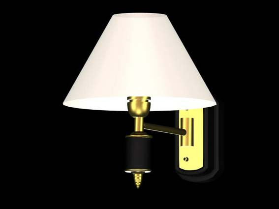 Bracket lights 010 3D Model