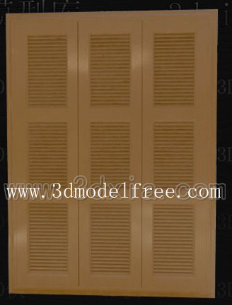 Cabinet free download-01 3D Model