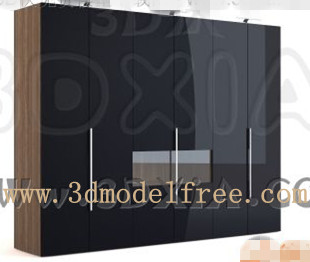 Cabinet free download-02 3D Model