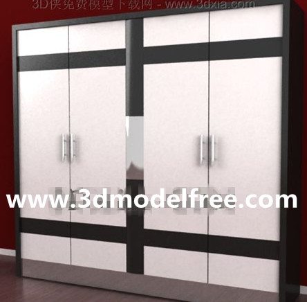 Cabinet free download-03 3D Model