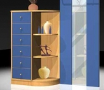 Cabinets 027 3D Model