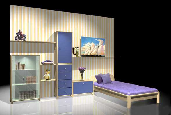Cabinets 028 3D Model