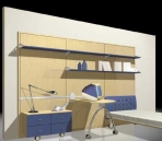 Cabinets 031 3D Model