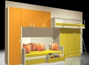 Cabinets 033 3D Model