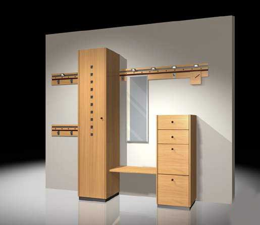 Cabinets 035 3D Model