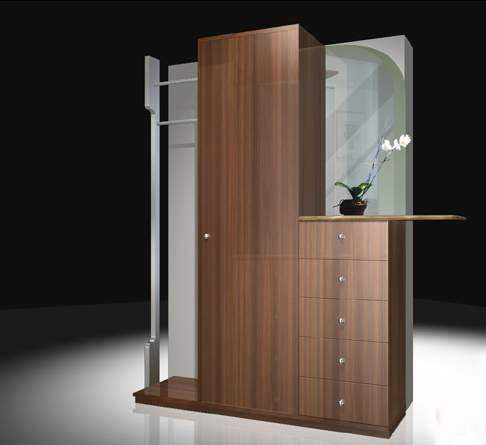 Cabinets 036 3D Model