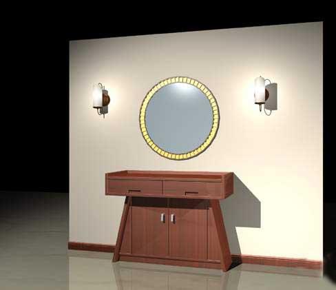 Cabinets 039 3D Model