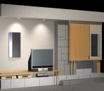 Cabinets 041 3D Model