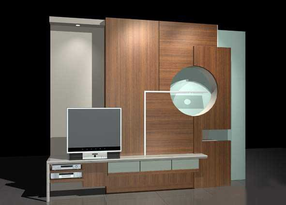 Cabinets  042 3D Model