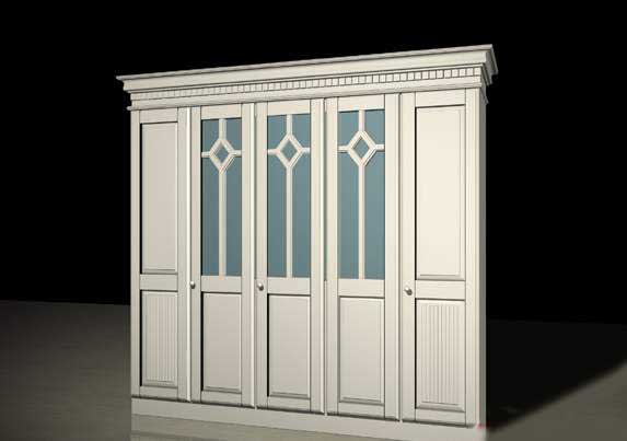 Cabinets 044 3D Model