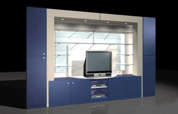 Cabinets 046 3D Model