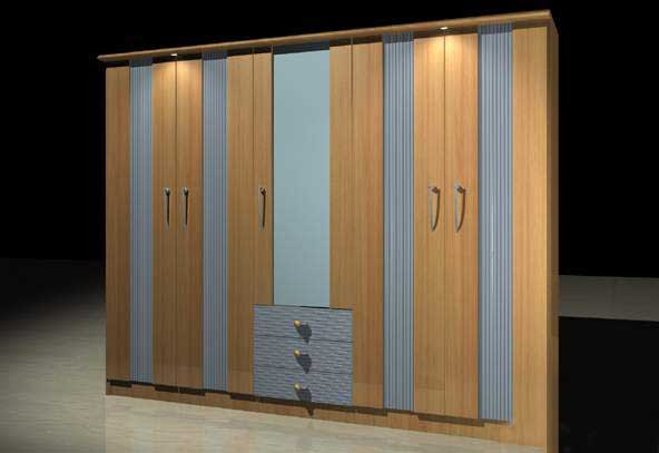 Cabinets 047 3D Model