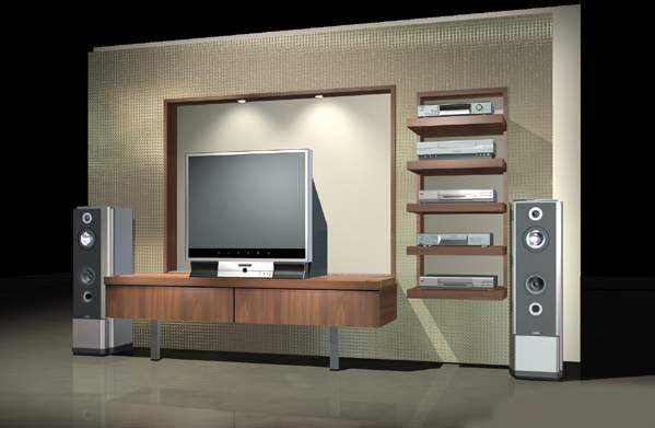 Cabinets 048 3D Model