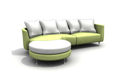 Card wow Iraq fashion modeling people sofa 3D models