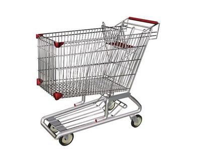 Carts 3D Model