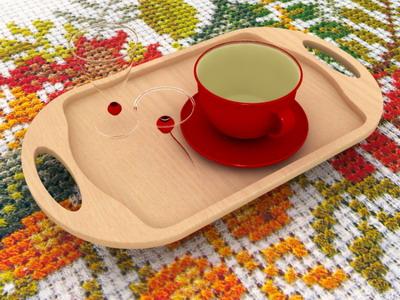 cfee cups 3D Model