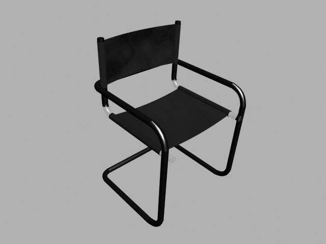 Chair 3 3D Model