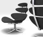 chairs 4-3 3D Model