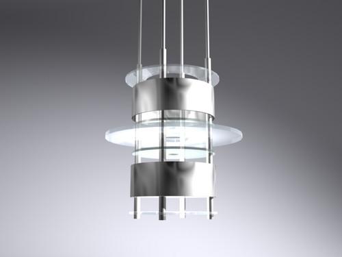 Chandeliers 35-55 3D Model