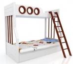 Childrens bunk beds 3D Model